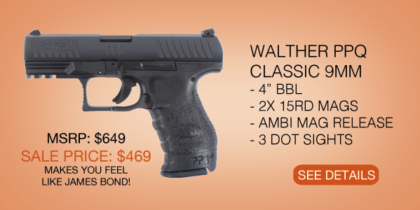 Walther PPQ Classic