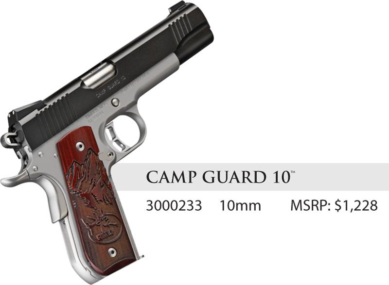 Kimber Camp Guard II 10mm