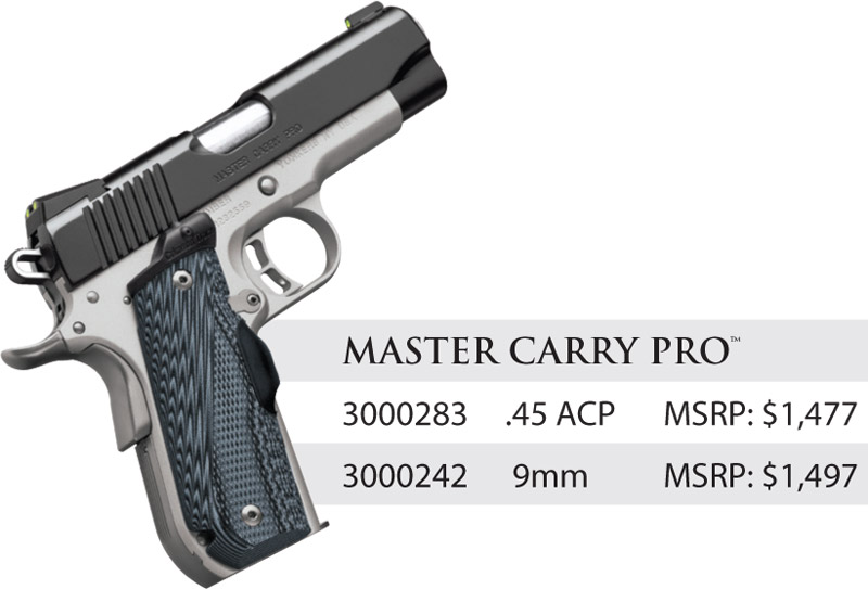 Master Carry Pro 2017